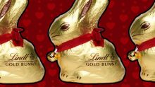 You can now buy giant Lindt bunnies 10 times the size of normal ones