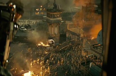 Malkovich, Paxton star in Advanced Warfare Exo Zombies