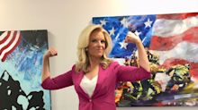 Fox News meteorologist with 'distracting' legs responds to body shamer