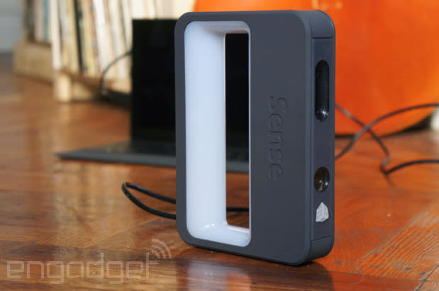 3D Systems Sense review: a 3D scanner for the masses (almost)
