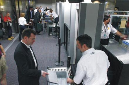 Study says more than 10,000 laptops go missing at US airports each week