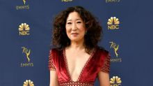 Sandra Oh Brought Her Parents to the Emmys and Twitter Is Obsessed