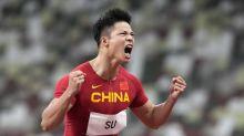 亞洲最速男蘇炳添 衝入10秒內的大學教授