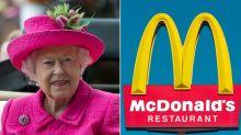 Die Queen hat ihren eigenen McDonald's