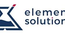 Element Solutions Inc Announces Closing of Senior Notes Offering