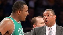 Glen Davis says Doc Rivers 'was lucky as hell' to coach the 2008 champion Celtics