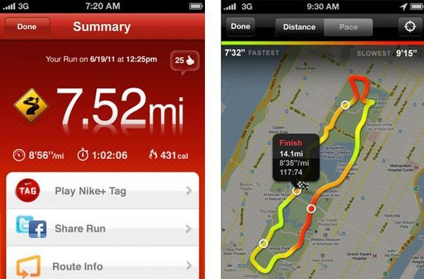 Nike+ GPS social update may make people run from your Twitter, Facebook accounts