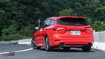 是「性能車」也能是「家庭車」!Ford Focus ST Wagon試駕