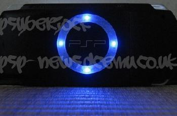 PSP mod shines ring of light