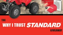 "Standard Motor Products to Award Over $10,000 in Prizes During ""Why I Trust Standard"" Giveaway"