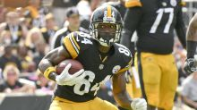 Report: Antonio Brown caught driving more than 100 mph