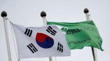 Corea del Sur aprueba ensayos en humanos de fármaco con anticuerpos de Celltrion