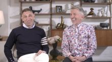 Style mavens Jonathan Adler and Simon Doonan are why you should never turn down a blind date