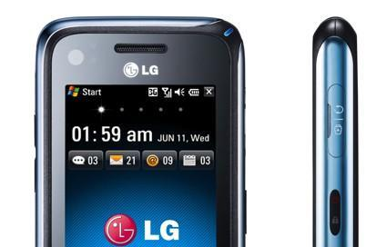 LG brings S-Class UI to Windows Mobile with GM730