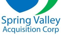 Spring Valley Acquisition Corp. Announces the Separate Trading of its Class A Ordinary Shares and Warrants Commencing December 8, 2020