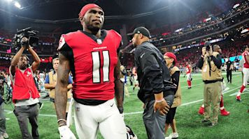 Report: Julio Jones won't get new contract yet