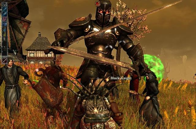 Darkfall bans another wave of cheaters