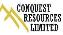 Conquest Provides Update to Shareholders