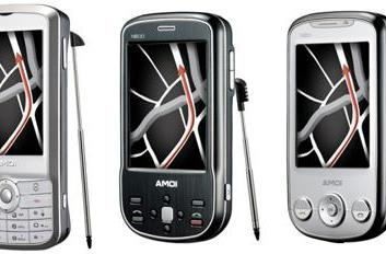 AMOI outs N8, N800, and N810 Windows Mobile phones; Nokia grumbles
