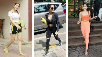 Shopping guide: Celebrity gym outfits decoded