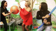 Destiny's Child Takes the Mannequin Challenge
