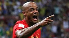 Martinez not ruling out Belgium call-up for Kompany after Anderlecht player-coach appointment