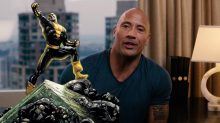 Dwayne Johnson Talks About His DC Comic Book Character