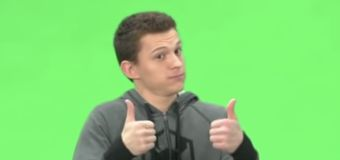 Tom Holland teases a new Marvel ride at Disneyland