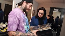 "Ozzy Osbourne talks making new album: ""Who's Post Malone?"""