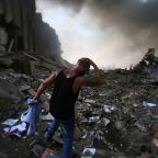 A massive explosion just devastated Beirut. Here's what the unbelievable destruction looks like for people on the ground.