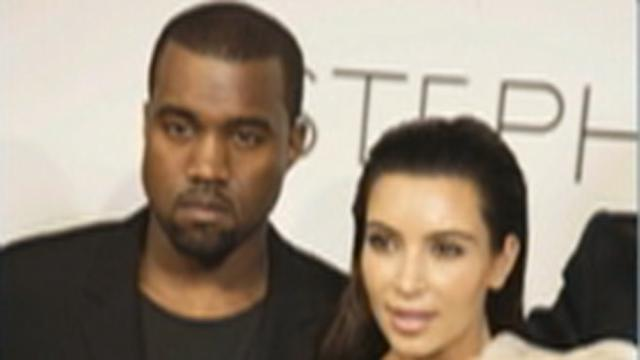 Kanye and Kim's Baby Reportedly Has a Name