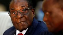 Facing Global Outrage, WHO Revokes Mugabe's Goodwill Ambassador Appointment