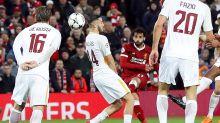 Liverpool a maîtrisé l'AS Rome