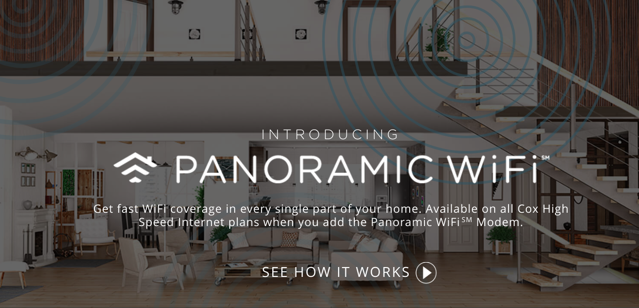 Cox's new 'Panoramic Wi-Fi Router' is everything wrong with