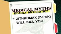 Antibiotic medical myths