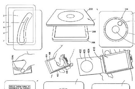 Nokia patent app envisions touchscreen input lids