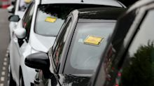 Motorist given parking fine after taking drive-through coronavirus test