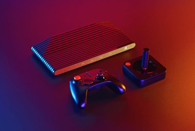 RC Rivera / Atari