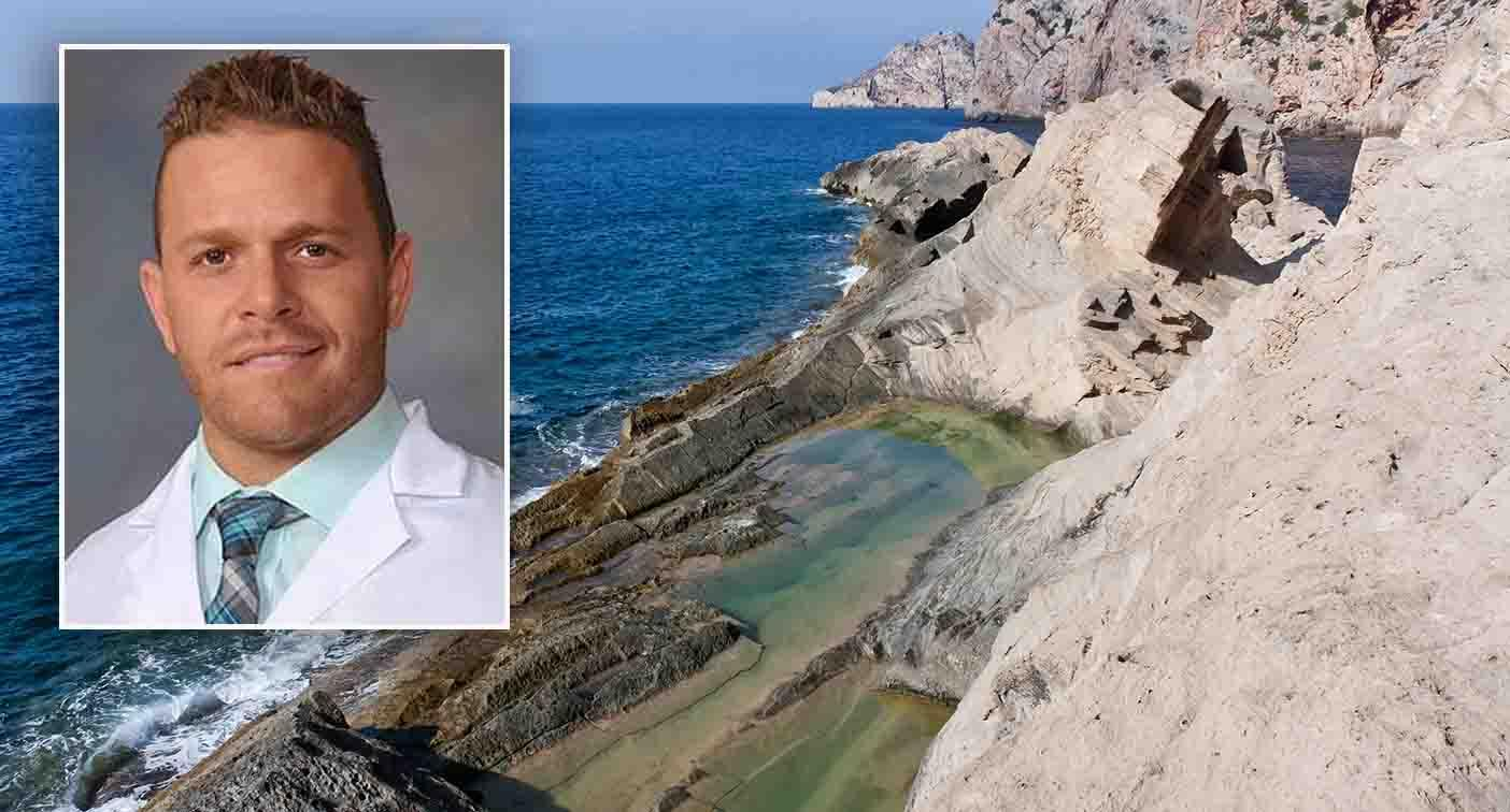 Revered doctor falls to his death 'taking photo' during hike