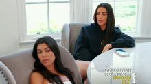 The Kardashians gang up on Kourtney for not 'working as hard as everyone else'