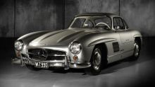 鷗翼經典再現-1955 年產 Mercedes-Benz 300SL Gullwing 現正公開拍賣