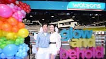 Celebrity couple Joanne Peh and Qi Yuwu on acting and family travel plans