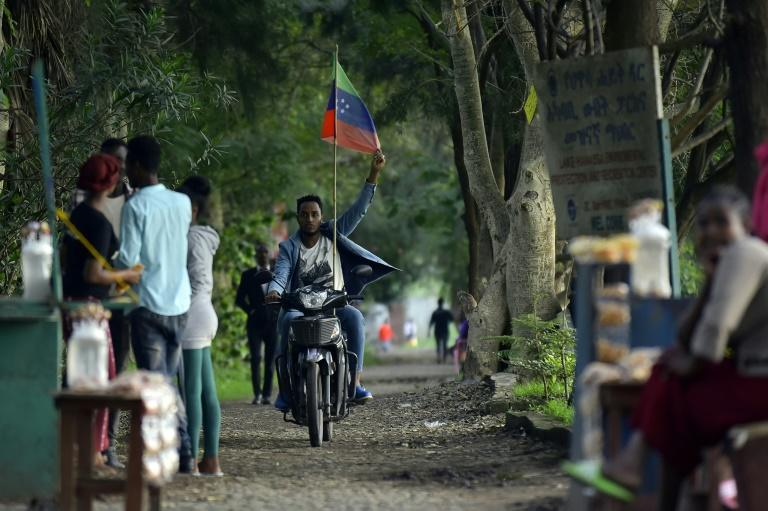 The Sidama push for statehood already triggered days of unrest in July (AFP Photo/Michael TEWELDE)