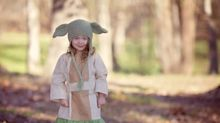 Every Parent Needs to Dress Their Child as Baby Yoda This Halloween