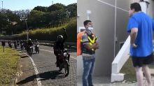 Motoboy humilhado por morador de condomínio de luxo ganha moto de humorista