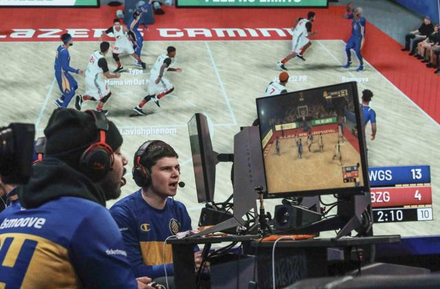 NBA 2K League comes to traditional TV on ESPN2