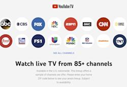 YouTube TV may drop 14 NBC Universal channels over a contract dispute