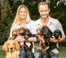 Duke and Duchess of Cambridge 'besotted' with new puppy that has helped them get over death of Lupo