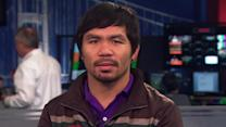 Manny Pacquiao on his next challenge