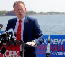 Rudy Giuliani's son declares his candidacy for New York governor